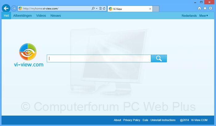 Myhome.vi-view.com verwijderen