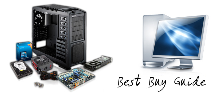 Desktop Best Buy Guides - oktober 2013