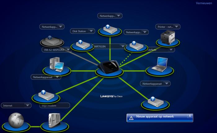 Bestanden delen via een netwerk