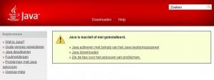 Java-Versie-Controleren